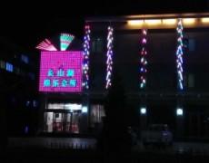 甘肃酒泉-长山湖国际大酒店
